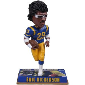Eric Dickerson Los Angeles Rams Retired Player Bobblehead