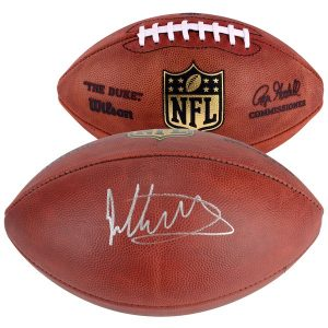 Fanatics Authentic Todd Gurley Los Angeles Rams Autographed Duke Pro Football