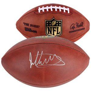 Fanatics Authentic Todd Gurley Los Angeles Rams Autographed Duke Pro Football