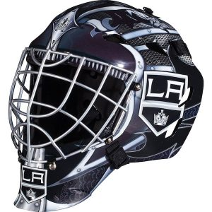 Los Angeles Kings Unsigned Franklin Sports Replica Full-Size Goalie Mask