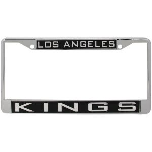 Los Angeles Kings WinCraft Laser Inlaid Metal License Plate Frame