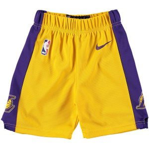 Los Angeles Lakers Nike Toddler Icon Replica Shorts – Gold a2a9898a9