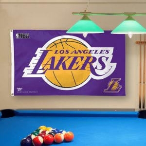 Los Angeles Lakers WinCraft 3′ x 5′ Deluxe Flag