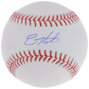 Autographed Los Angeles Dodgers Enrique Hernandez Fanatics Authentic Baseball