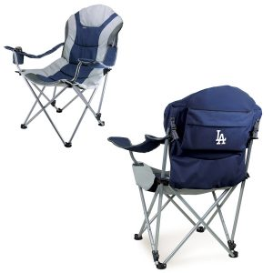 Los Angeles Dodgers Royal Reclining Camp Chair